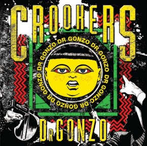 crookers DrGonzo album cover